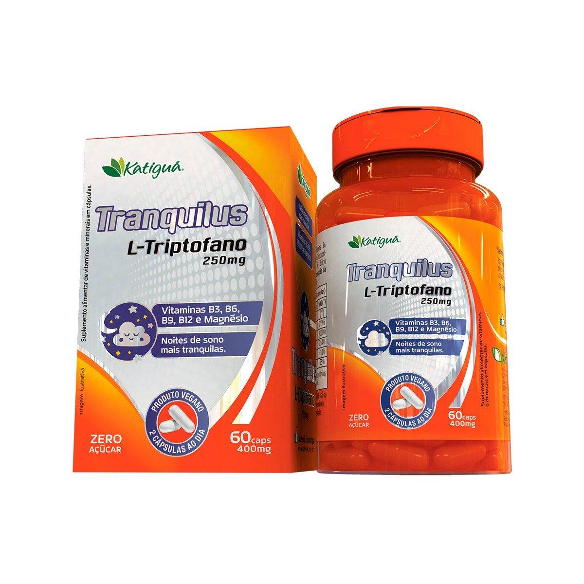 Tranquilus - L-Triptofano-main