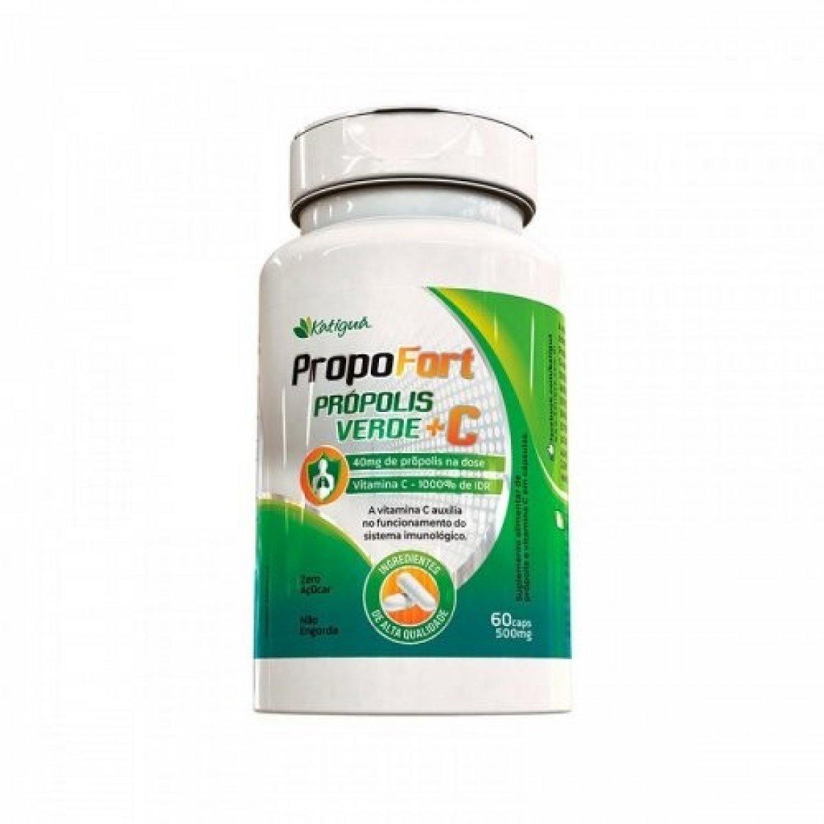 PropoFort Própolis Verde + Vitamina C