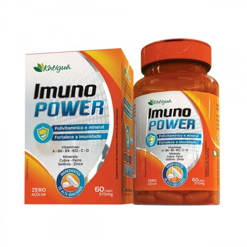 Imuno Power Polivitamínico e Mineral