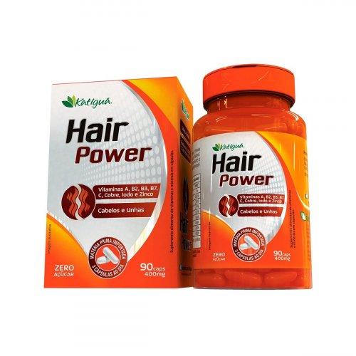 Hair Power - Cabelos e Unhas